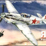 Yak-1 Soviet WW2 fighter (early)