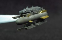 AGM-114 Hellfire photo-etched