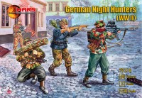 German Night Nunters WWII 1/72