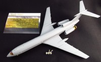 Detailing set for aircraft Tu-154 (Zvezda) photo-etched